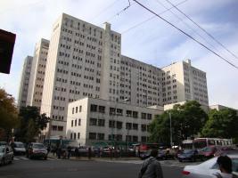 """Hospital de Clínicas """"José de San Martín"""""""