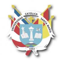 Universidad Católica de Santa María de Arequipa
