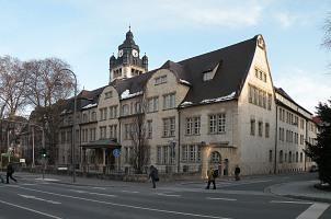 Friedrich-Schiller-Universitat Jena