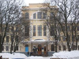 Kharkiv Petro Vasylenko National Technical University of Agriculture