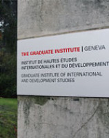 Graduate Institute of International and Development Studies