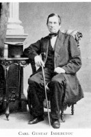 Carl Gustaf Indebetou