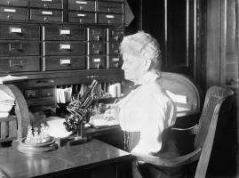 Flora Wambaugh Patterson