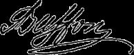 Georges-Louis Leclerc signature