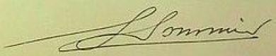 Stefano Sommier signature