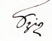 Johann Baptist von Spix signature